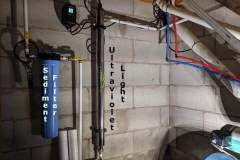 Barnardsville-Customer-gets-a-UV-Light-for-Spring-Water