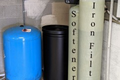 Customer Buys New Home and Upgrades Iron Filter-Softener