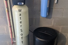 Hard water Issues In Candler Results in New Softener Install
