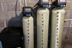 Leicester-Family-Gets-NeutralizerIron-Filter-and-Softener
