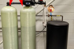 Local Brewery adds Twin Tank Water Softener