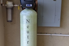 Neutralizer Install in Weaverville Fixed pH Balance Issue