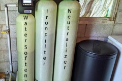 Neutralizer, Iron Filter, and Softener for Happy Family
