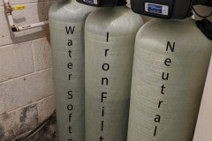 Neutralizer Iron Filter and Softener for Weaverville Home