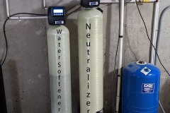 Neutralizer, Softener for New Home for Existing Customer