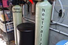 Neutralizer and Water Softener makes for Awesome Water