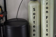 New Candler Customer Upgrades Iron Filter and Water Softener
