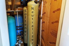 New Customer in Maggie Valley Gets Softener and Neutralizer