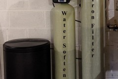 New Homeowner in Fairview Invests in Iron Filter-Softener