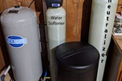 New Neutralizer and Softener for this Weaverville Customer
