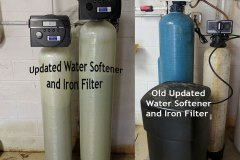 A Candler Customer Upgrades Water Filtration Equipment