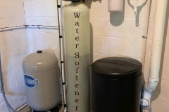 Softener Removes Hard Water Issues in Alexander