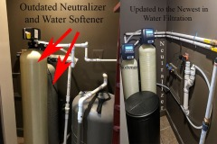 Update to New Neutralizer and Softener in Marion