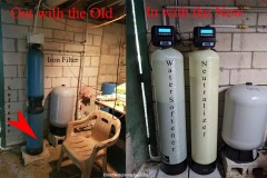 Updated Water Filtration System Fixes Hardness and pH Issue