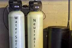Weaverville Apartment Complex gets Neutralizer and Softener