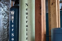 Weaverville Customer Upgrades to a New Neutralizer