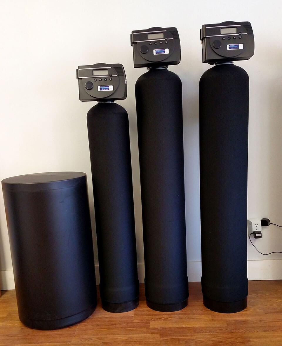 Platinum Series Water Softener Conditioner System