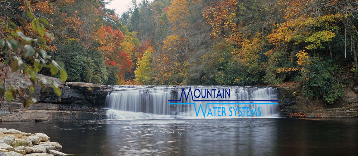 mountain water systems. we filter water clean