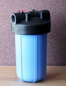 Large House Filter Holder for Hard Water