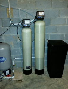 Water Softener Combo Ph