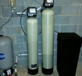 Water Softener Combo Ph