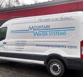 New MWS Service Truck