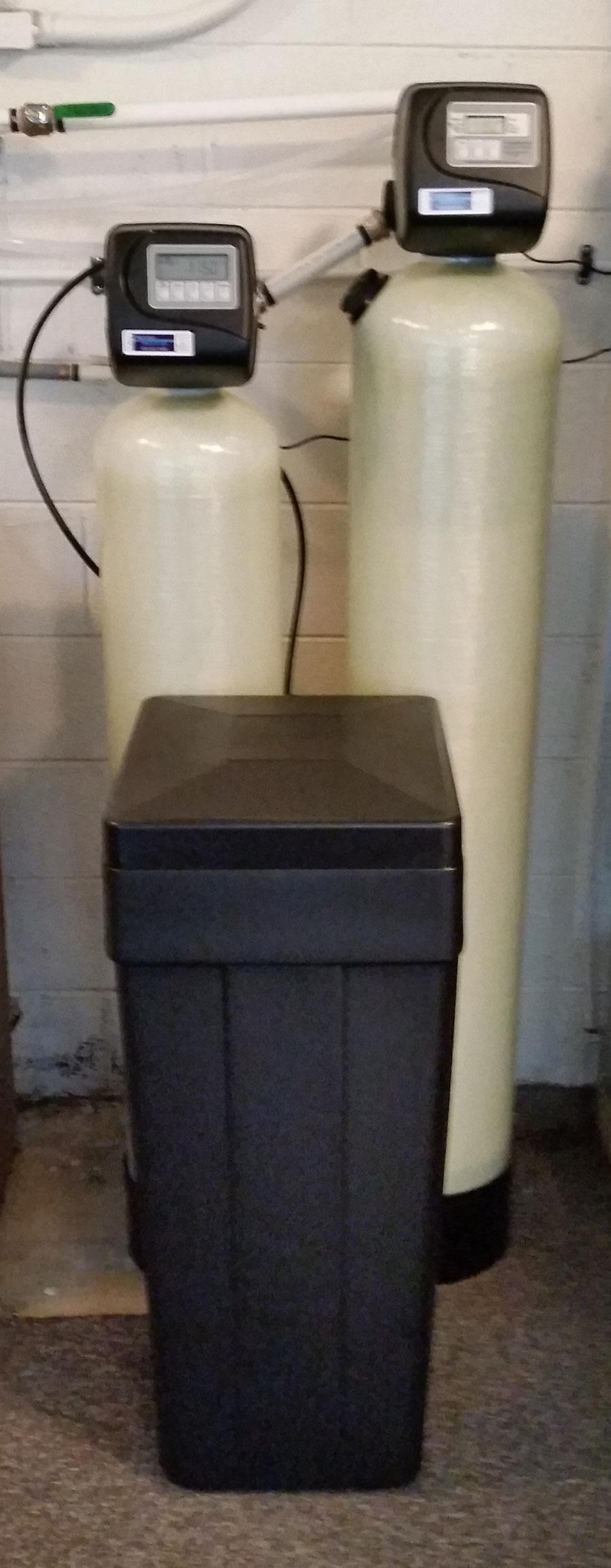 Weaverville Install Softener