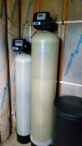 Zirconia Softener install
