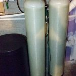 New Home Gets Water Softener