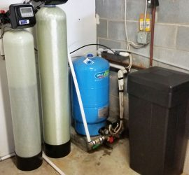 New Client in Asheville Gets Water Softener Neutralizer