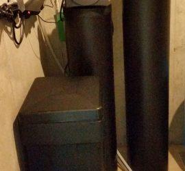 Water Softener Platinum Series Installed In Asheville
