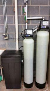 Weaverville Family Upgrades Water Softener & Iron Filter