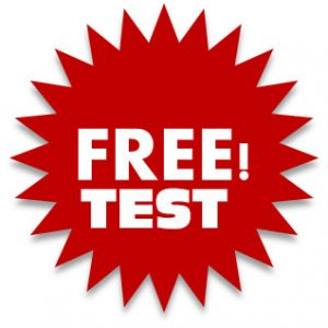Free Hardness and Iron Testing