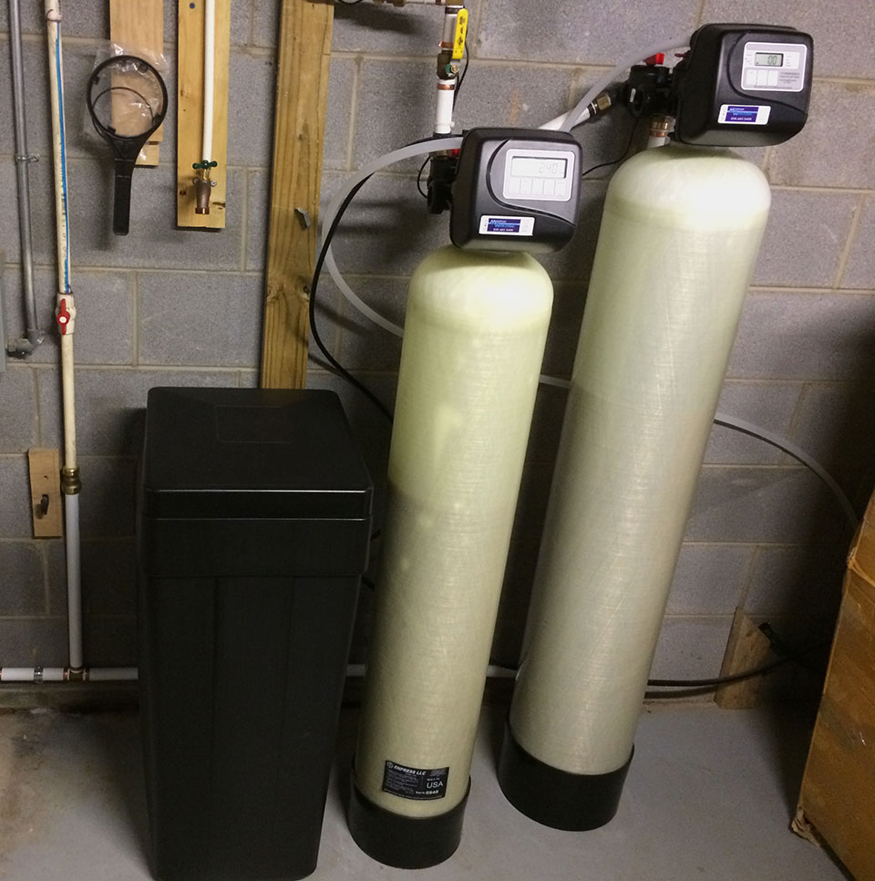 Back Wash Sediment Filtration For Hard Water
