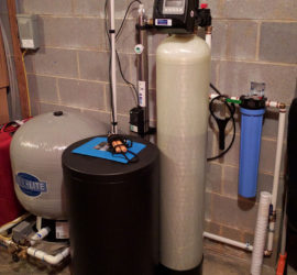 Family In Fairview Combats Hard Water With Softener
