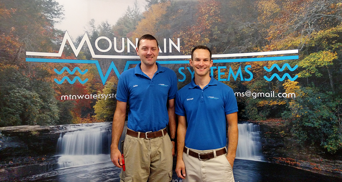 New Owners Of Moutain Water Systems