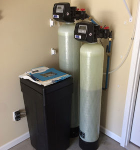 Weaverville Family Get Water Softener And Carbon Filter