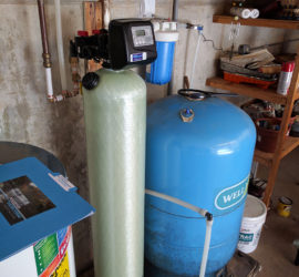Asheville Neutralizer Install For Acidic Water Issues