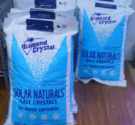 We Sell Bags Of Salt For Softeners For Asheville
