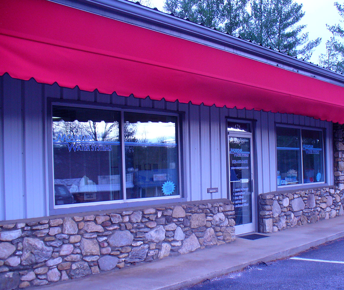 Mountain Water System Store Front
