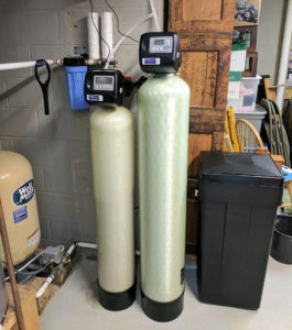 Henersonville Family Get Water Softener For Hard Water