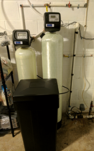 Weaverville Family Gets Hard Water Problem Solved