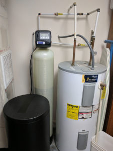 Swannanoa Family Gets Water Softener For Hard Water