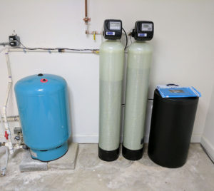 Asheville Customer Upgrades Water Filtration System