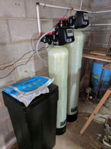 Candler Family Get Water Softener And Iron Filter
