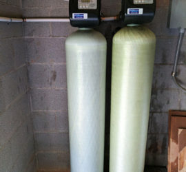 Installation In Arden For Iron And Acidic Water Issues