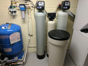 Weaverville Customer Gets New Iron and Carbon Filter