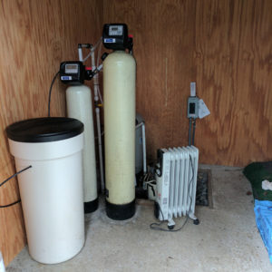 New Asheville Customer Gets Water Softener & Iron Filter