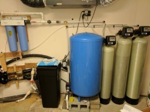 Weaverville Family Upgrade Iron & Water Softener Systems