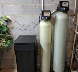 Black Mountain Family Gets Upgraded Filtration System